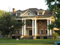 Renner Mansion on Wick Park
